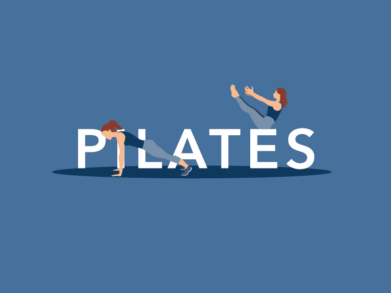 Pilates für zuhause | Chrystal Gym Video