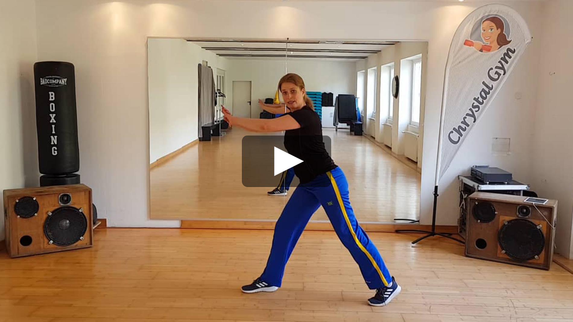 Konditionstraining 1: Athletisch, kurz und knackig   Video