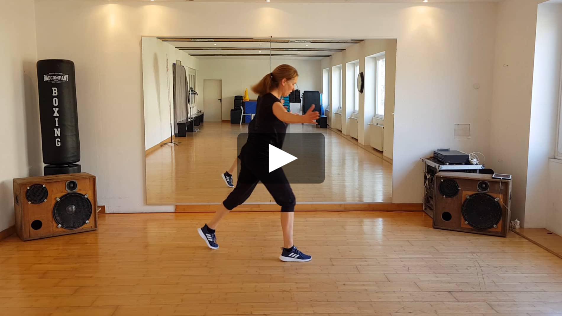 BBP: Dynamisch und statisch im Wechsel | Chrystal Gym Video