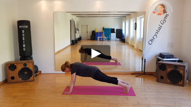 Pilates 2: Nach der klassischen Methode | Chrystal Gym Video