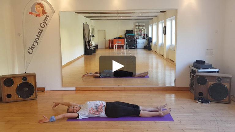Pilates für die Bauchmuskulatur