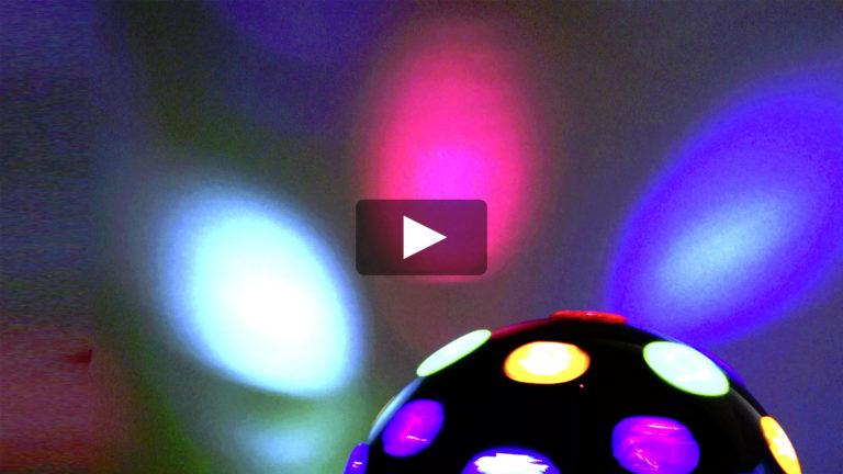 Discotime - Figur Gym mit 70´s Music