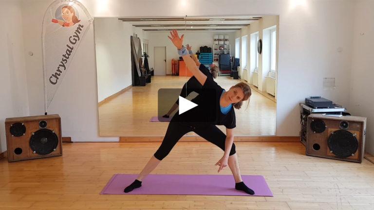 Rücken Gym 6: Kräftigen, dehnen und mobilisieren