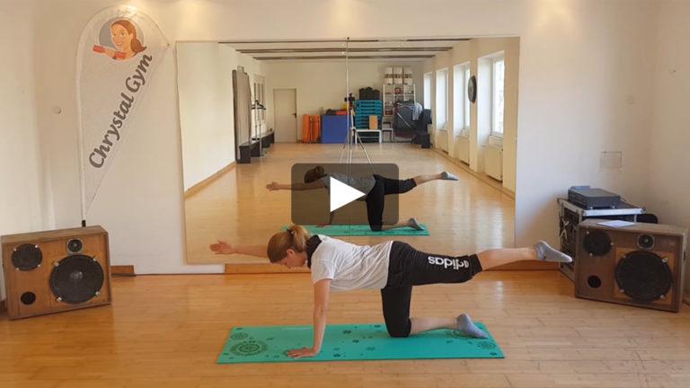 Pilates 8 - klassische Pilates Übungen