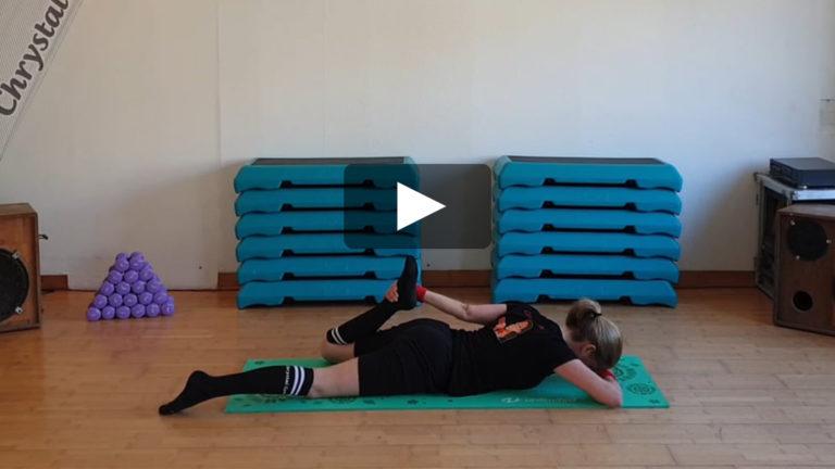 Stretching zur Entspannung